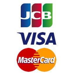 デビットカードの国際ブランドロゴ